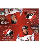 2013-14 Upper Deck Team Canada Juniors Hockey