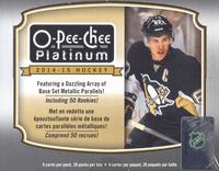 2014-15 Upper Deck O Pee Chee Platinum (Hobby) Hockey