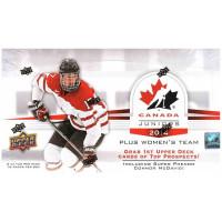 2014-15 Upper Deck Team Canada Juniors (Hobby) Hockey