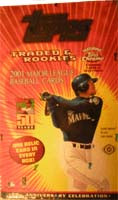 2001 Topps Traded & Rookies Baseball