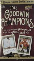 2013 Goodwin Champions (Blaster) Baseball