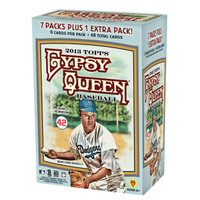 2013 Topps Gypsy Queen (Blaster) Baseball