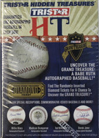 2015 Tristar Hidden Treasures Series 7 Autographed Baseballs (6 Balls/Box)