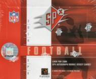 2006 Upper Deck SPX Football