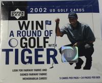 2002 Upper Deck Green Grass Edition (Hobby) Golf