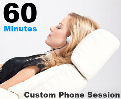 60  Minute Phone Session