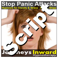 Hypnosis Script - Overcome panic attacks