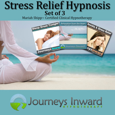 Stress Relief Hypnosis bundle - Hypnosis download MP3