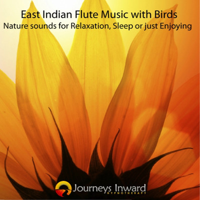 Flute music with birds