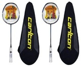 2 x Carlton Airblade Superlite Nano-Pulse Badminton Rackets