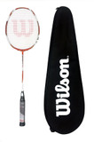 Wilson Vertex Lite BLX Badminton Racket + Full Cover