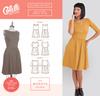 Moneta Jersey Dress
