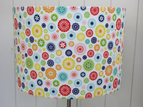 Lovely Lampshades at The Sewing Cafe - Sewing workshop