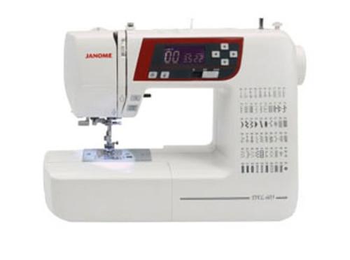 Janome DXL603 Sewing Machine