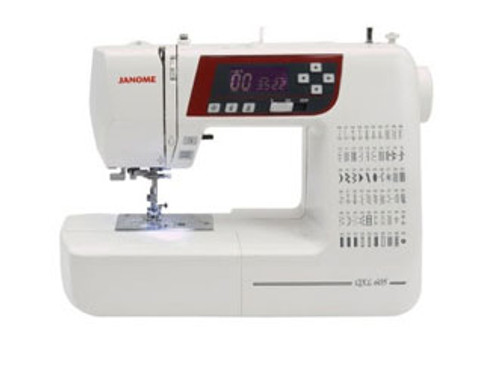 Janome QXL605 Sewing Machine