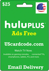 Hulu Plus Gift Cards