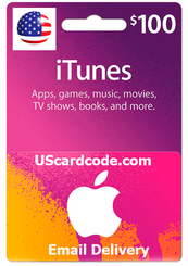 $100 iTunes Gift Card Paypal
