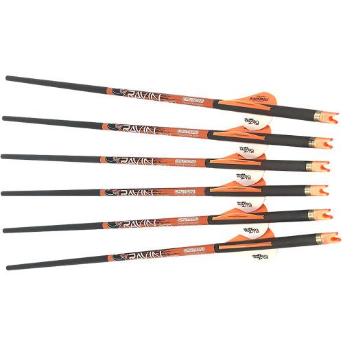 Ravin Arrows 400gr 6 PK .003