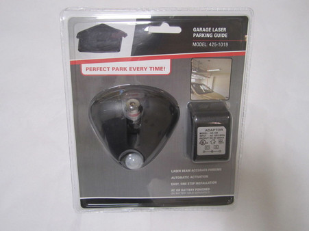 Garage Laser Parking Guide System Code Auto Tools