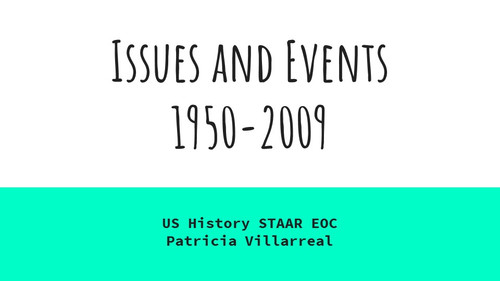 lesson marketplace hs us history after modern america issues and events 1950 2009 eoc review