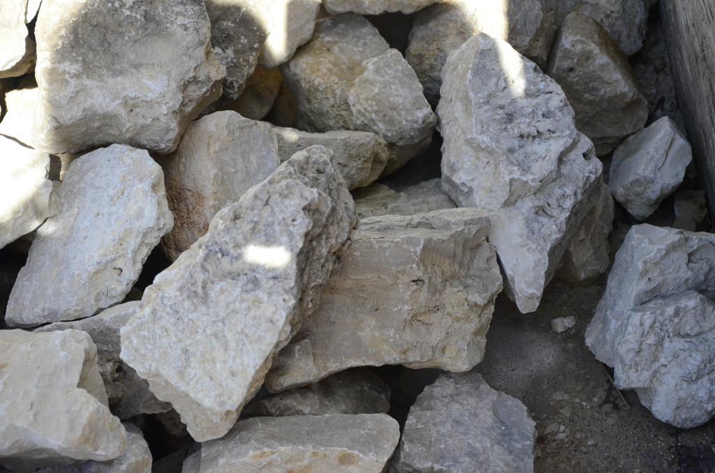 Rip Rap Limestone