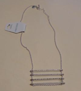 Wire Ladder Necklace