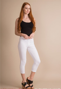 Cropped Chino Pant