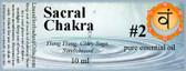Chakra #2 Sacral Blend-10ml