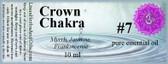 Chakra #7 Crown Blend-10ml