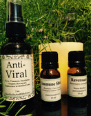 Anti Viral/Bacterial Colds, Flu, Infections set