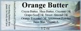 Orange Butter