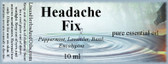 Headache Fix Blend