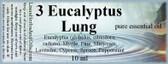 3 Eucalyptus Lung Blend
