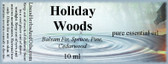 Holiday Woods Blend