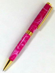 slim ball point pen