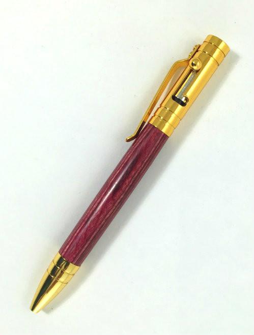 bolt action pen