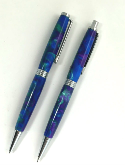 pen and pencil set