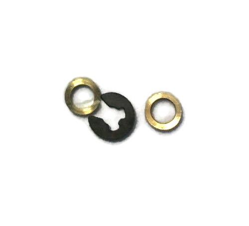 Replacement c-clip for 1407 OOmph motors