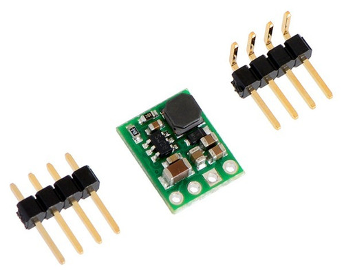 Pololu 9V, 600mA Step-Down Voltage Regulator D24V6F9