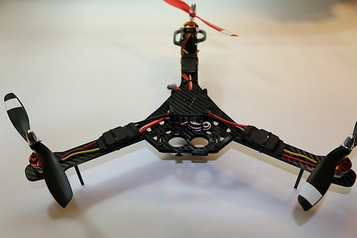 Tricopter 355