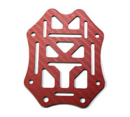 SCX Top Plate- Red