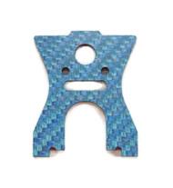 SCX VTX Plate- Blue