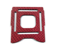 Armadillo Big Top Plate- Red