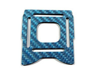 Armadillo Big Top Plate- Blue