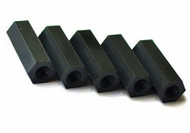 25mm M3 Nylon Standoff (10 pieces)