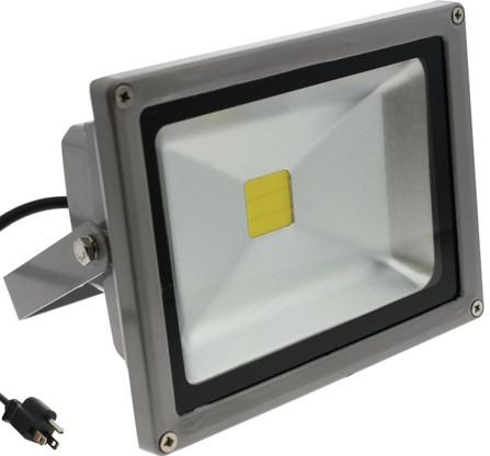 20w flood light tdltek 20w cool white led flood light spotlight image 1 aloadofball Choice Image