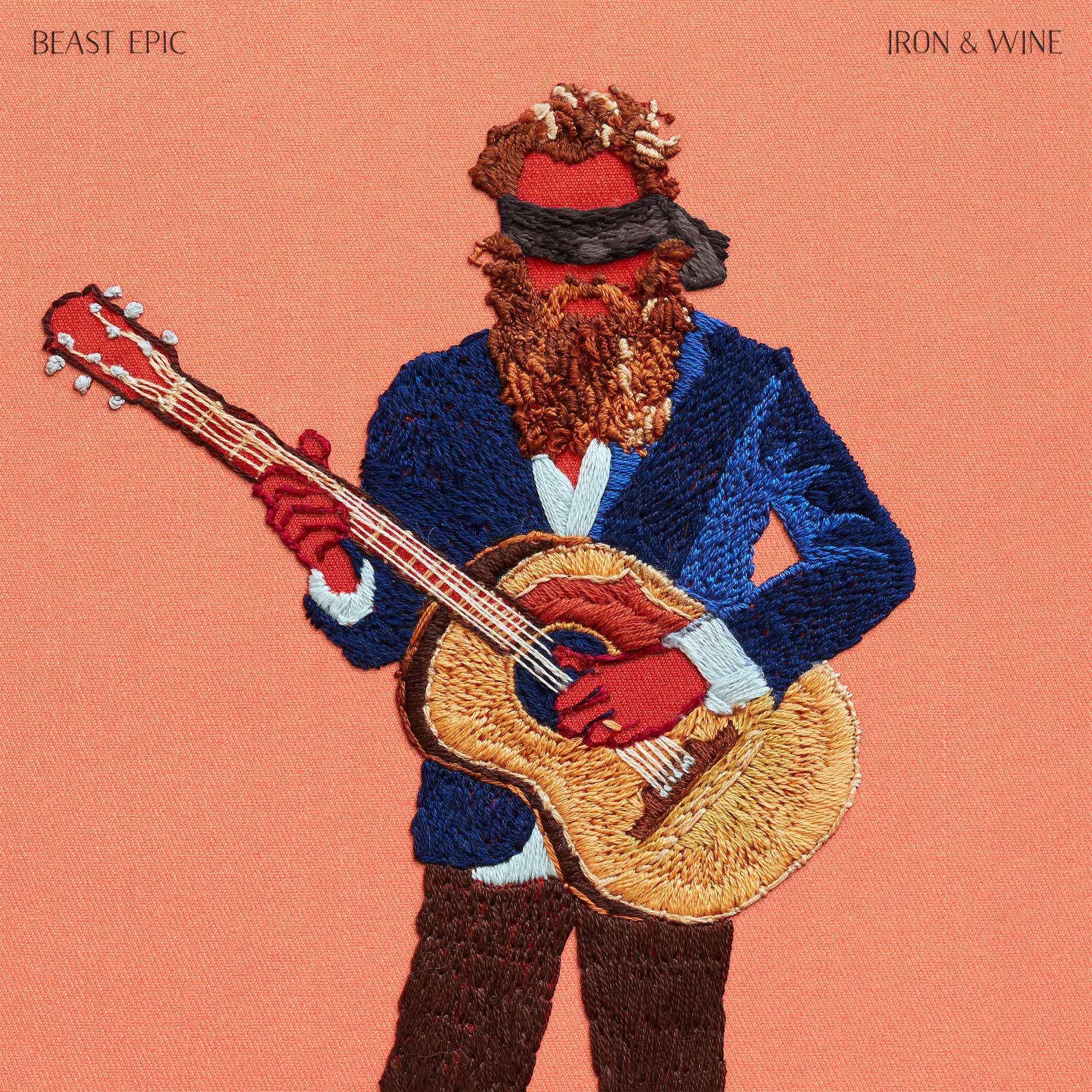 Iron & Wine In-Store Appearance & Signing!