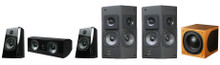 Phase Technology 7.1 Digital Audio Reference Theater System Freestanding 660 Series (dARTS)