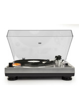 Crosley C100 Silver Turntable