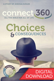 Choices and Consequences (Study of Joshua & Judges) - Premium Commentary
